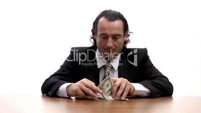money man considers.