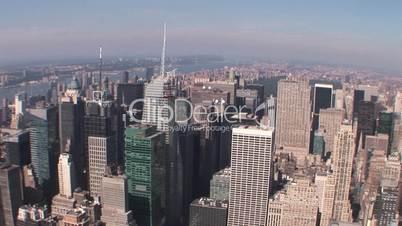 NYC von oben