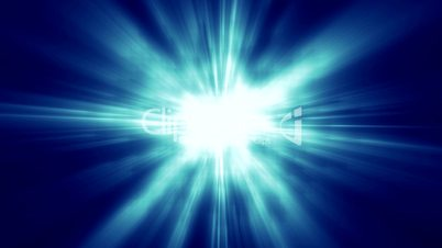Blue Dust Glow Background HD1080