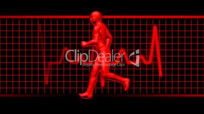 Red Medical Man HD1080 Loopable