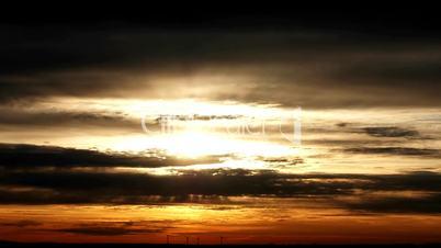HD1080p Sonnenuntergang