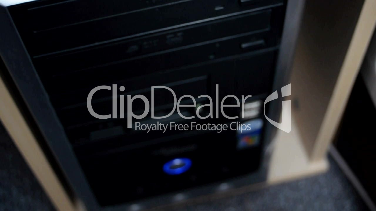hd720p computer dvd rom laufwerk royalty free video and. Black Bedroom Furniture Sets. Home Design Ideas