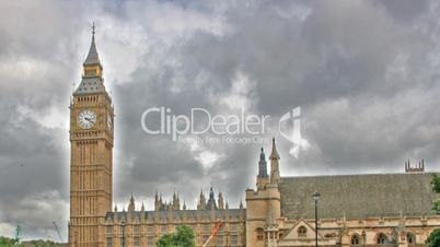 The House of Parliament, London