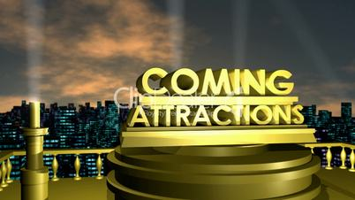 Coming Attractions HD1080