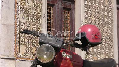 Altes Moped