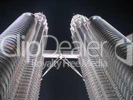 Petronas Towers, Night