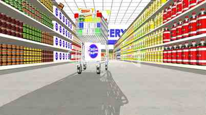 Grocery Shopping HD1080