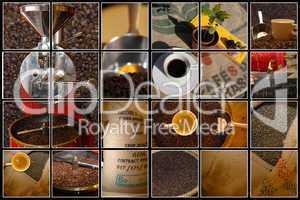 Kaffeeimpression