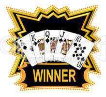 Poker Logo freigestellt