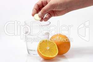 Vitamin C Tabs