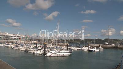 Luxury recreation boats