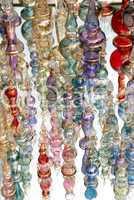 Glasflacons