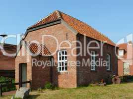 Kirche auf Baltrum