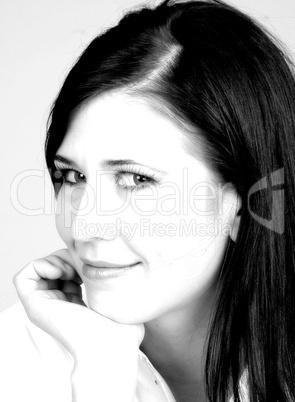 Entzückendes Lächeln