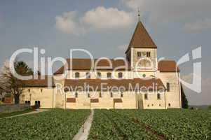 Kirche in Oberzell
