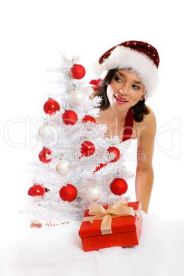 Weihnachtsfrau 13