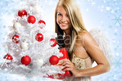 Weihnachtsengel 4