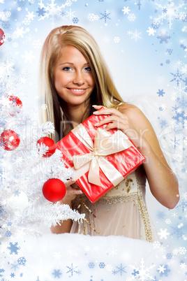 Weihnachtsengel 8