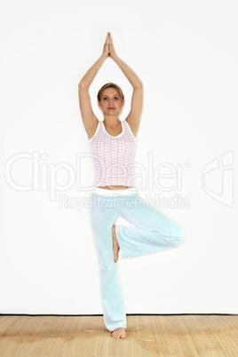 Yoga workout 5