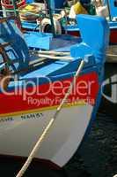 Boot im Fischerhafen von Ierapetra