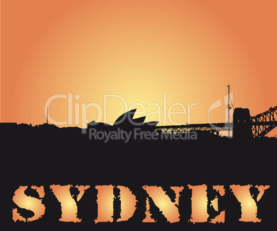 Illustration Sydney