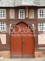 Tor am Rathaus in Frankenberg