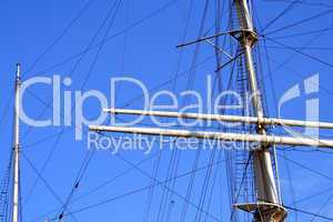 sailing ship / Segelschiff
