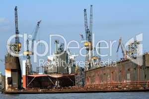 shipyard / Trockendock