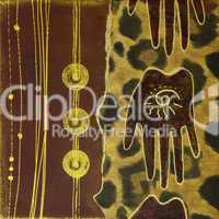 handmade artwork africa