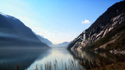 Fjord in Norwegen