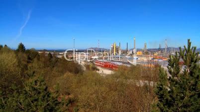 Energie-Gewinnungsanlage in  Norwegen