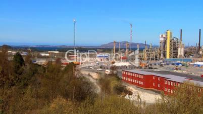Industrie in Norwegen