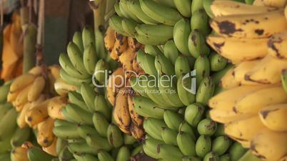 Bananen auf Markt