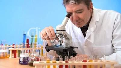 Chemie Lehrer