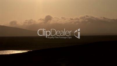 Bucht, Peru, Paracas Nationalpark