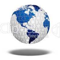 Illustration Erde