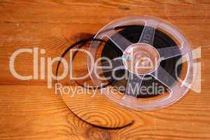 8 mm Film twist / 8 mm Filmrolle