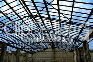 old warehouse / Alte Industriehalle