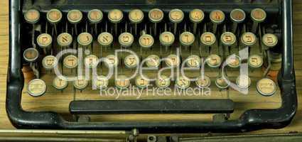 Hebräische Schreibmaschine