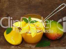 Mangodessert