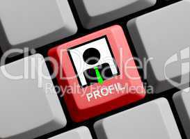 Online Profil