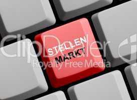 Stellenmarkt online