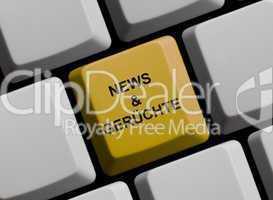 News und Gerüchte im Internet