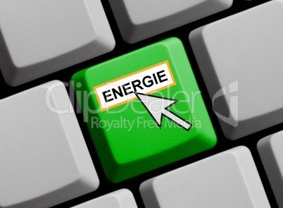 Alles zum Thema Energie im Internet