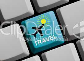 Travel online - Ab in den Urlaub