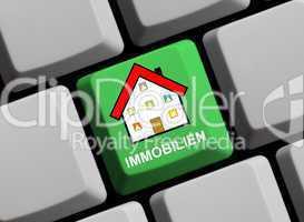 Immobiliensuche im Internet