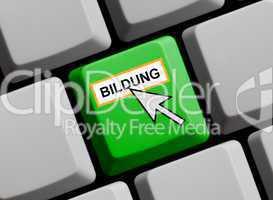 Alles zum Thema Bildung online