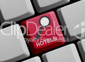 Hotels online suchen