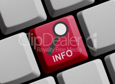 Infos online