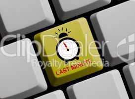 Last Minute - Jetzt oder nie